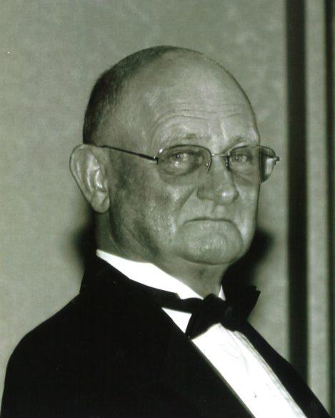 """A photo of Robert B. """"Bob"""" Hill"""